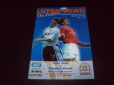 Luton Town v Tranmere Rovers, 2002/03